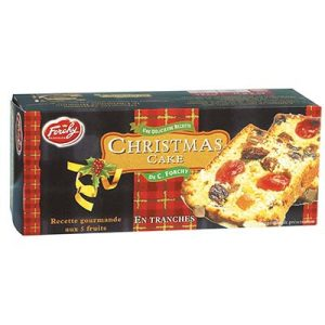 CHRISTMAS CAKE 300G FORCH