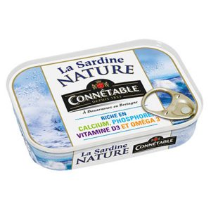 1X5SARDINE NATURE CONNET.