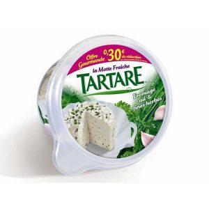 TARTARE MOTTE FRAICHE 150