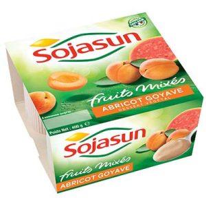 SOJASUN ABRICOT/GOYAVE X4