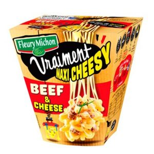 BOX MAXI CHEESY BEEF300FM