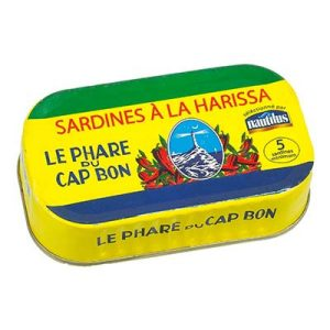 BTE1X4SARDIN.HARISS.CAP B