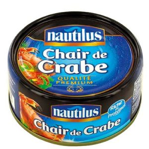 BTE.103G CHAIR CRAB.NAUTI