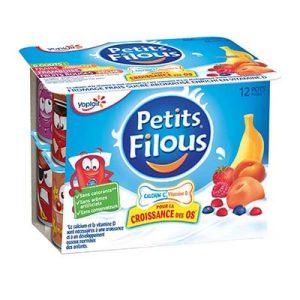 PETIT FILOU SAV FR.12X50G