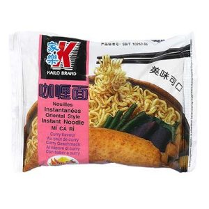 NOUILLE CHINOISE CURRY85G