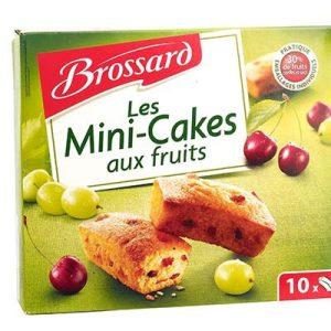 P10MINI-CAKE FRUIT BROSSA