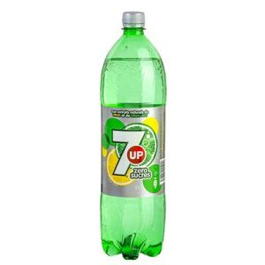 7 UP ZERO SUCRES 1,5L PET