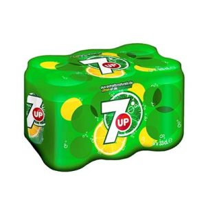 C.6BT.33CL.SEVEN UP