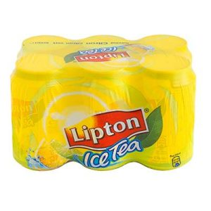 BTE 6X33CL ICE TEA CITRON