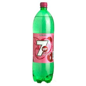 7 UP CHERRY 1,5L PET