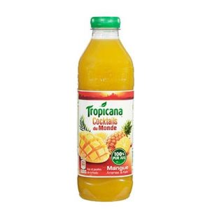 PET 1L JUS MANGUE/ANAN.TR