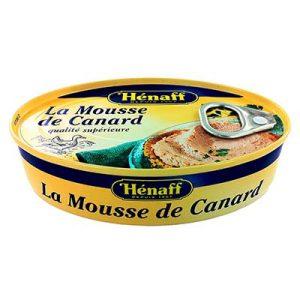 1X6 MOUSSE CANARD HENAFF