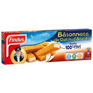 BAT COLIN X15 420G FINDUS