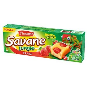 P7SAVANE JUNGLE FRAISE BR
