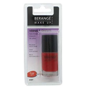 VERNIS A ONGLES ROUGE N°7