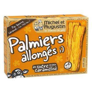 PALMIERS CARAMEL 120G M&A