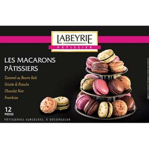 MACARONS PATISS.X12 LABEY