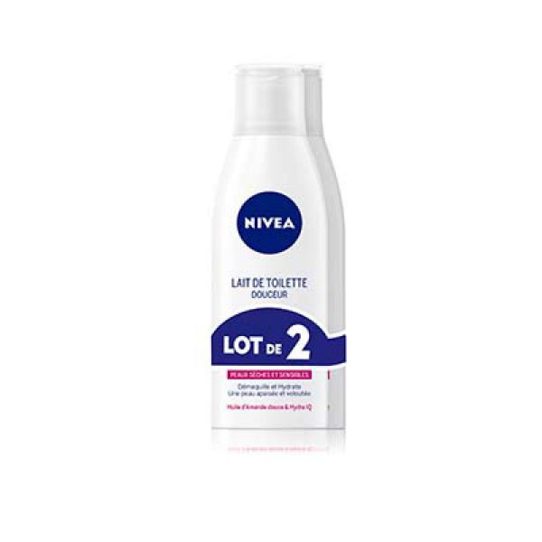 LAIT TOIL.PS L2X200 NIVEA