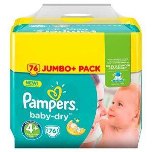 PAMP BB-DRY JUMB 9/20 X76
