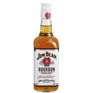 BOURBON JIM BEAM 70C 40DG