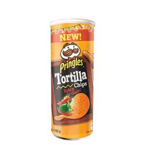 BT160 PRINGLE SPICY-CHILI