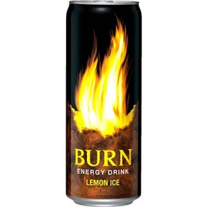 BTE 355ML BURN LEMON ICE