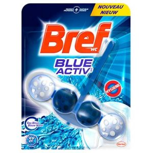 BREF WC BLOC BLUE ACT 50G