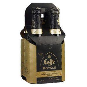 BLLE 4X33 LEFFE ROYALE