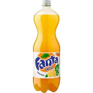 PET 1L5 FANTA ZERO ORANGE