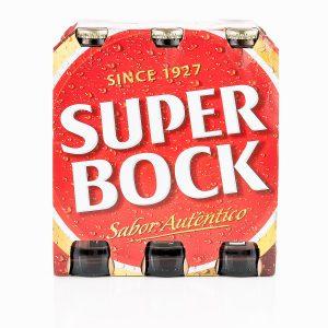 BLLE 6X25 BIER.SUPER BOCK