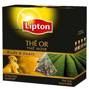 ETUI 20SACH.THE OR LIPTON
