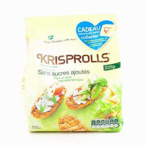 KRISPROLLS SANS SUCRE225G
