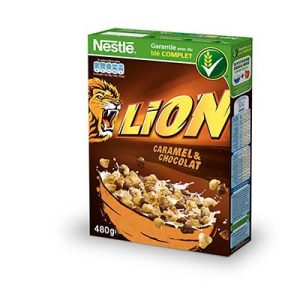 CEREALE LION 480G NESTLE