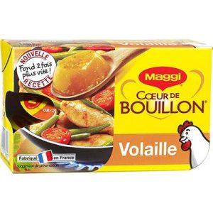 COEUR BOUILL.VOLAILL.MAGG