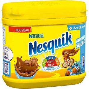 NESQUIK MOINS DE SUCR350G
