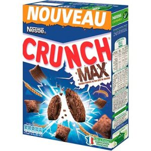 CEREALE.CRUNCH MAX 400G