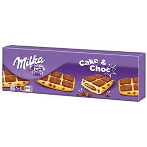 CAKE & CHOC.MILKA ET.175G