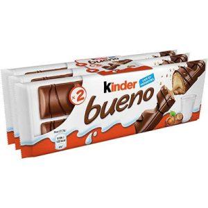 P.3X2 KINDER BUENO CHOCO