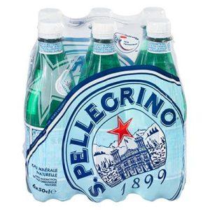 PACK 6X50CL S.PELLEGRINO
