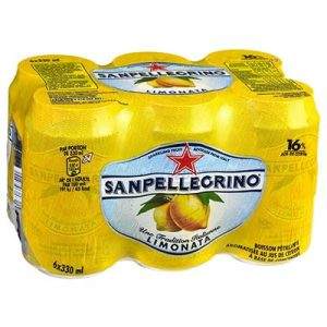 BT6X33CL PELEGRINO CITRON