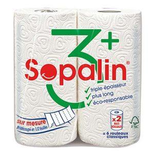 SOPALIN 3+ / 2=6 BLC