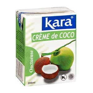 BK.200ML CREME COCO KARA