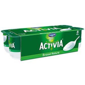 ACTIVIA NATURE BRASSE X8