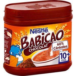 BABICAO 400G. NESTLE