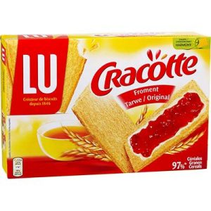 CRACOTTE FROMENT 250GR.