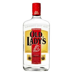 GIN OLD LADY'S 70CL 37,5D
