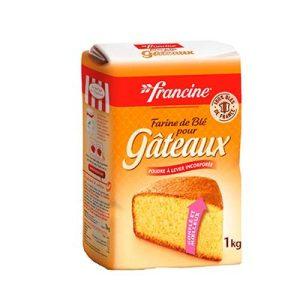 FRANCINE A GATEAUX KG.