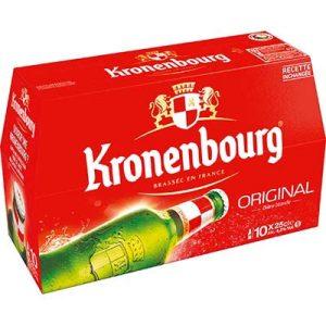 BLLE 10X25CL KRONENBOURG