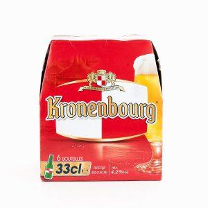 BLLE 6X33CL KRONENBOURG .