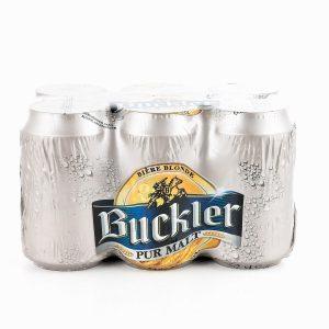 BTE.6X33 BUCKLER S/ALCOOL